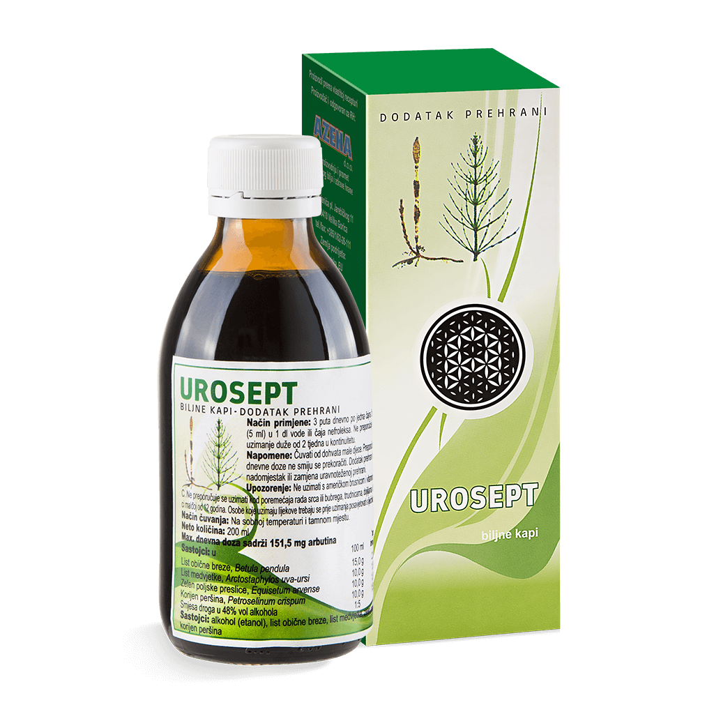 Herbal drops - Urosept
