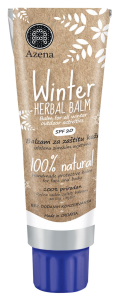 Winter herbal balm